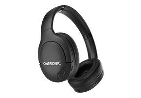 ONESONIC Headphones Angled Profile